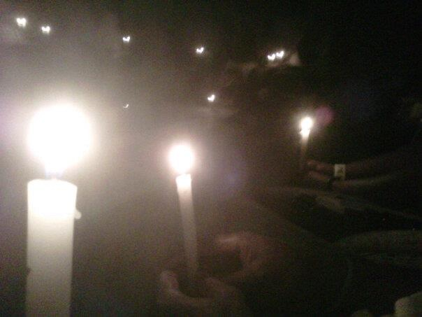 A worldwide vigil for prisoners of conscience