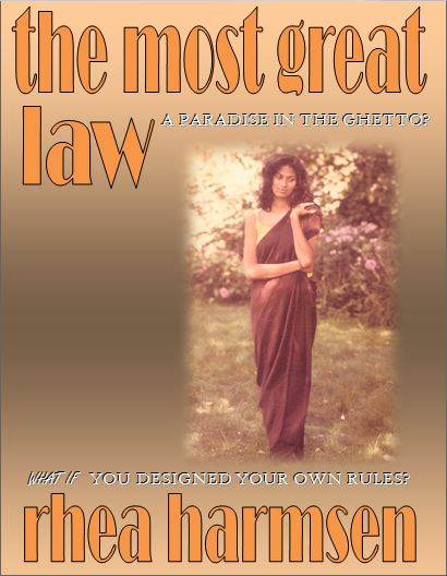 The Most Great Law Cover JPEG