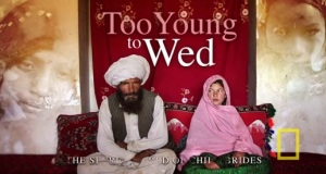 The cultural practice of child brides is widespread