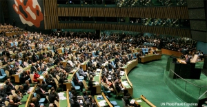 Deliberation of nations takes place in yearly gatherings called Commissions.