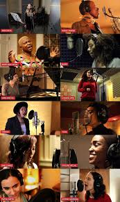 25 singers and musicians from 20 countries collaborate on a UN song to highlight the oneness of women